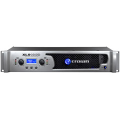 Crown XLS 1000 Drive Core Series Amplifier Free Shipping