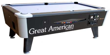 Pool Table Black Diamond for Lease