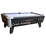 Pool Table Great American Black Diamond