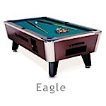 Great American Eagle Pool Table for Lease