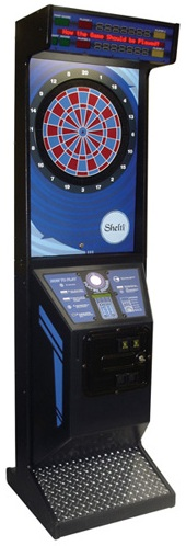 Shelti Eye 2 - Electronic Dart Machine -