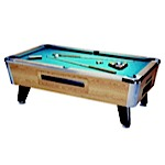 Great American Coin-op Monarch Pool Table