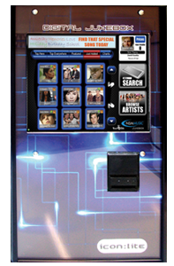 Internet Jukebox – Lease to Own Icon Lite Jukebox