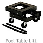 Pool Table Lift & Dolly