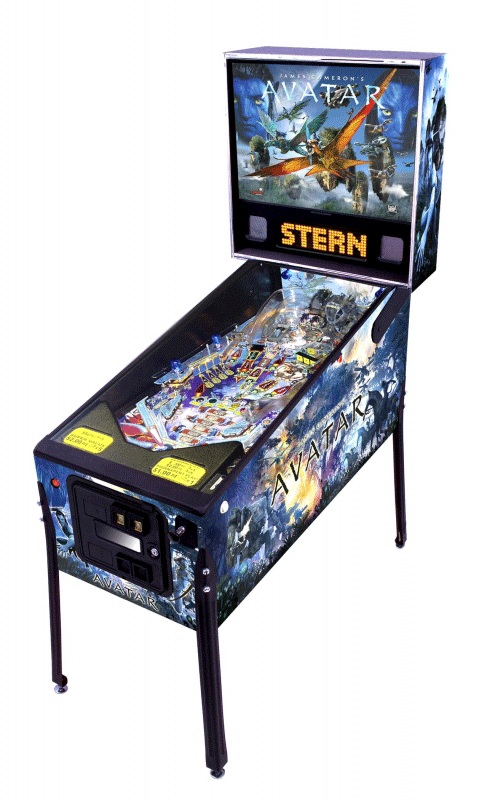 Avatar Limited Edition Pinball by Stern