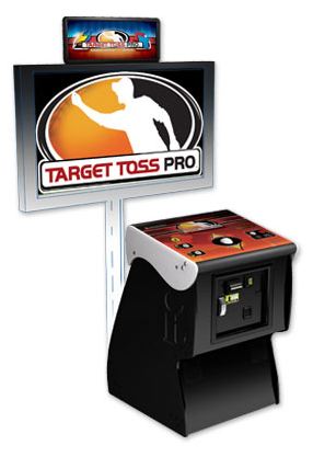 Target Toss Pro: Lawn Darts & Bags Pedital  with Coin,Bill